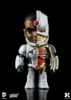 XXRAY DC Justice League of America 07 Cyborg Dissected Vinyl Art Figure